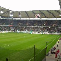VW Arena, Wolfsburg, Вольфсбург