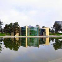 Pavillon Autostadt Wolfsburg, Вольфсбург