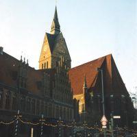 Hannover (Marktkirche), Ганновер