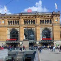 Hauptbahnhof Hannover / Hannover central station, Ганновер