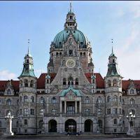 Hannover, Townhall, Ганновер