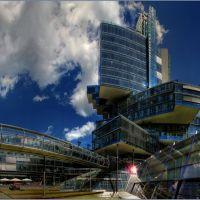 """built in each direction"" Nord/LB Hannover, Ганновер"