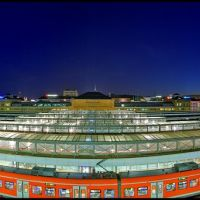 Panorama: Hauptbahnhof Hannover, Ганновер
