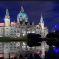 Neues Rathaus, Ганновер