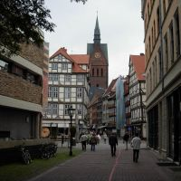 Hannover -Altstadt, Ганновер