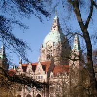 Neues Rathaus Hannover, Ганновер