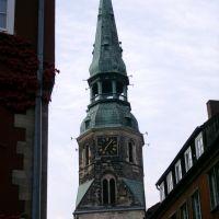 Kreuzkirche, Ганновер