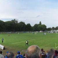 Osterfeldstadion (Goslarer SC 08/Sudmerberg), Goslar, Гослар