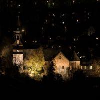 Kloster Frankenberg bei Nacht, Гослар