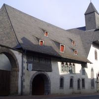 Germany, Goslar, Großes Heiliges Kreuz, Гослар