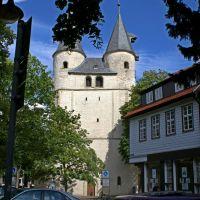 Iglesia Santiago de Goslar, Гослар