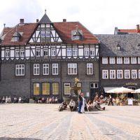Marktplatz, Goslar, Гослар