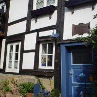 Idyllic small frontgarden, Goslar, Гослар