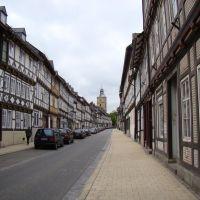 Goslar, Breite Straße, Гослар