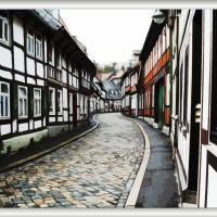Peterstraße in Goslar, Гослар