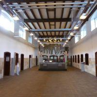 goslar...rammelsberg...bergbau-museum...eingangshalle, Гослар