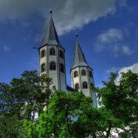 Neuwerkkirche, Гослар