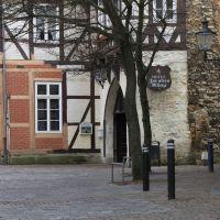 03/2011 Goslar, Hotel zur alten Münze, Гослар