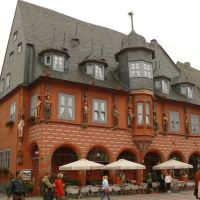 Goslar - Hotel Kaiserworth, Гослар