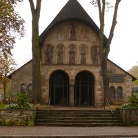 Goslar - Stiftskirche St.Simon und Judas  -1040 ersmals erwähnt-, Гослар
