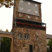 Goslar - Weberturm   -1280-, Гослар