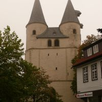 Goslar - Jakobikirche ca. 11 Jh., Гослар