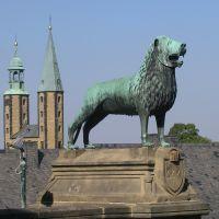Goslar.Kaiserpfalz, Гослар