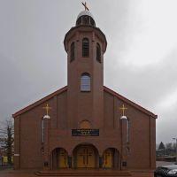 """DELMENHORST: """"St. Johannes"""" - Syrisch Orthodoxe Kirche von Antiochien / Syrian orthodox church of Antiochia • 2008, Дельменхорст"""