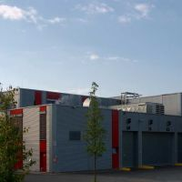 ";-) DELMENHORST: ""Centre Pompidou"" MEISTERMARKEN-Werke / ""Centre Pompidou"" MEISTERMARKEN factories • 09-2010, Дельменхорст"