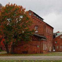 DELMENHORST: NORDWOLLE-Gebäude / NORDWOLLE buildings • 10-2010, Дельменхорст