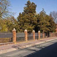 "DELMENHORST: ""NORDWOLLE"" (= ""North wool"") + NORDWOLLE-Park (ehemalige Gartenanlage [*1894] der Familie LAHUSEN / former gardens [*1894] of the family LAHUSEN) • 04-2011, Дельменхорст"