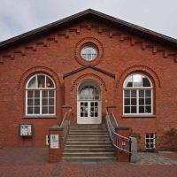 "DELMENHORST, ""NORDWOLLE"": ""Stadtmuseum Delmenhorst"" (Delmenhorst City museum) • 04-2011, Дельменхорст"