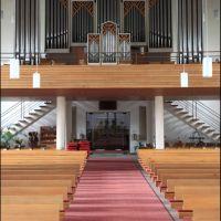 Delmenhorst: Orgel der Evangelisch Lutherische Kirche, Дельменхорст