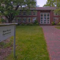 DELMENHORST: Max-Planck-Gymnasium / Max-Planck High School • 05-2012, Дельменхорст