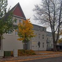"DELMENHORST: REALSCHULE AN DER LILIENSTRASSE (""High school at the lily street"") • 10-2012, Дельменхорст"