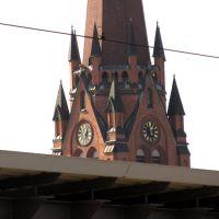 Delmenhorst, Marien-Kirche, Дельменхорст