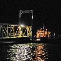 Cuxhaven, Grimmershörner Bucht bei Nacht - (C) by Salinos_de NI, Куксхавен