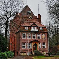 Schloss Ritzebüttel, Cuxhaven - (C) by Salinos_de NI, Куксхавен