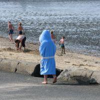An der Strandpromenade von Cuxhaven, Куксхавен