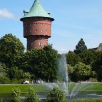 Cuxhaven Wasserturm, Куксхавен