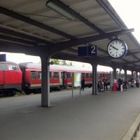 Cuxhaven - Bahnhof, Куксхавен
