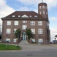 Cuxhaven - Deutscher Wetterdienst, Куксхавен