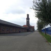 Cuxhaven - Hapag-Hallen, Куксхавен