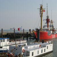 Cuxhaven - Am alten Hafen an der Elbe, Куксхавен
