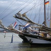 Traditionssegler Open Ship Cuxhaven, Куксхавен