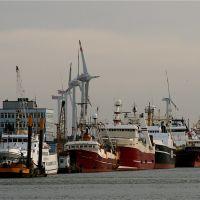 DFFU Flotte im Hafen, Куксхавен