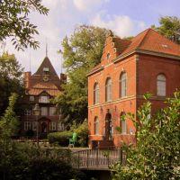 Schloss Ritzebüttel & Künstlerhaus / Castle Ritzebuettel & Artist house - Cuxhaven, Куксхавен