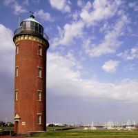 Hamburger Leuchtturm / Lighthouse  - Cuxhaven, Куксхавен