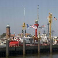 Hafen, Cuxhaven, Куксхавен