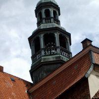 Der Rathausturm mit den Meissnerglocken, Лунебург